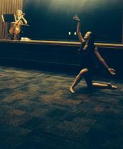 Dancer Brieanna Hynish.