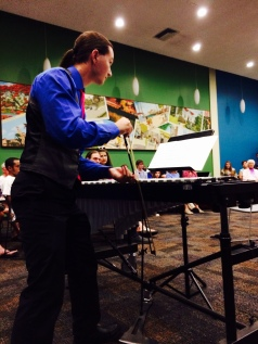 July 13, 2014 at The St. Petersburg Main Branch Library