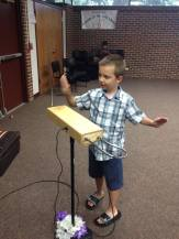 Instrumental Petting Zoo at The Lutz Branch Library