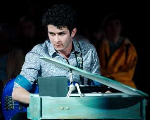 Robert Fleitz, Toyeurism with Jamison Williams Florida International Toy Piano Festival January 9 2016 at The Space at 2106 Main